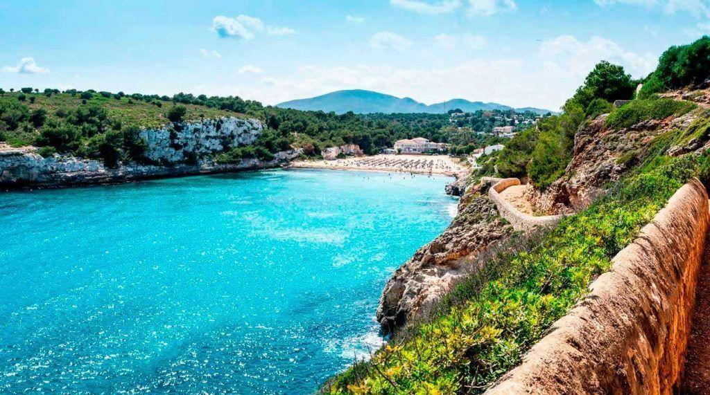 playa de Cala Romántica