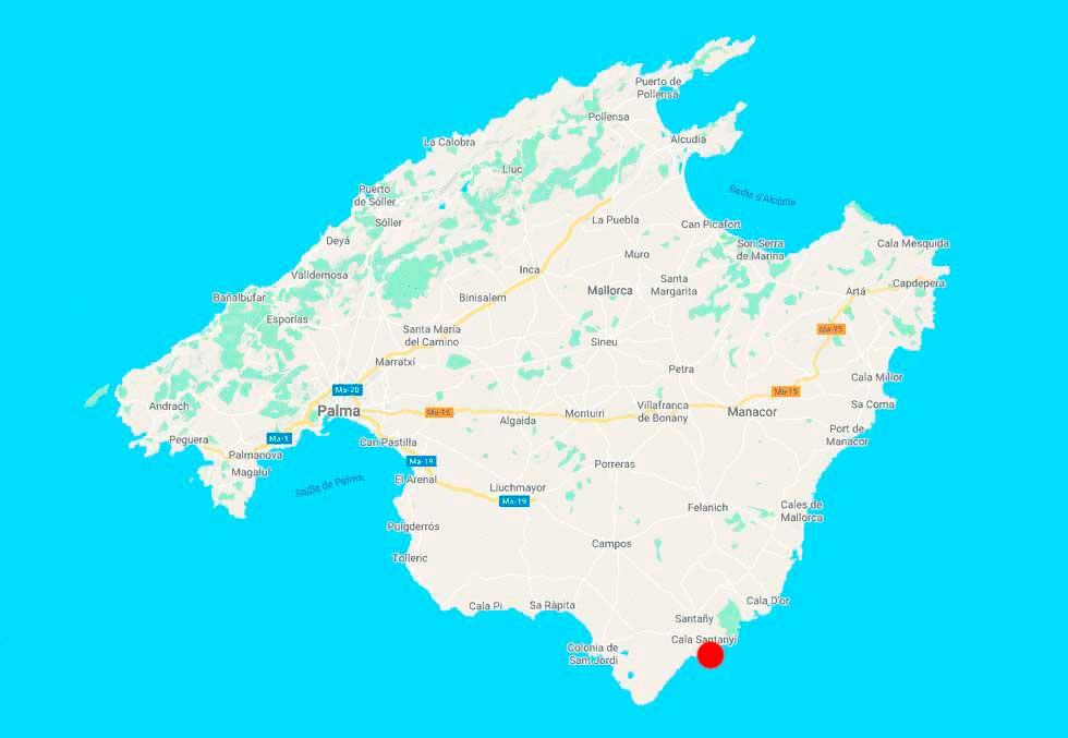 cala-santanyi-mapa-point