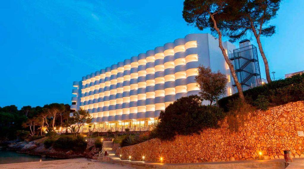 hotel en Cala Egos, Mallorca