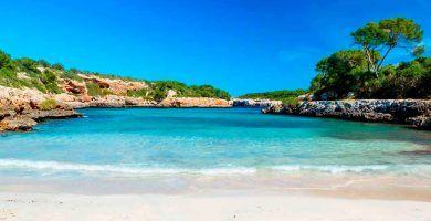Playa de Cala Sa Nau - Mallorca