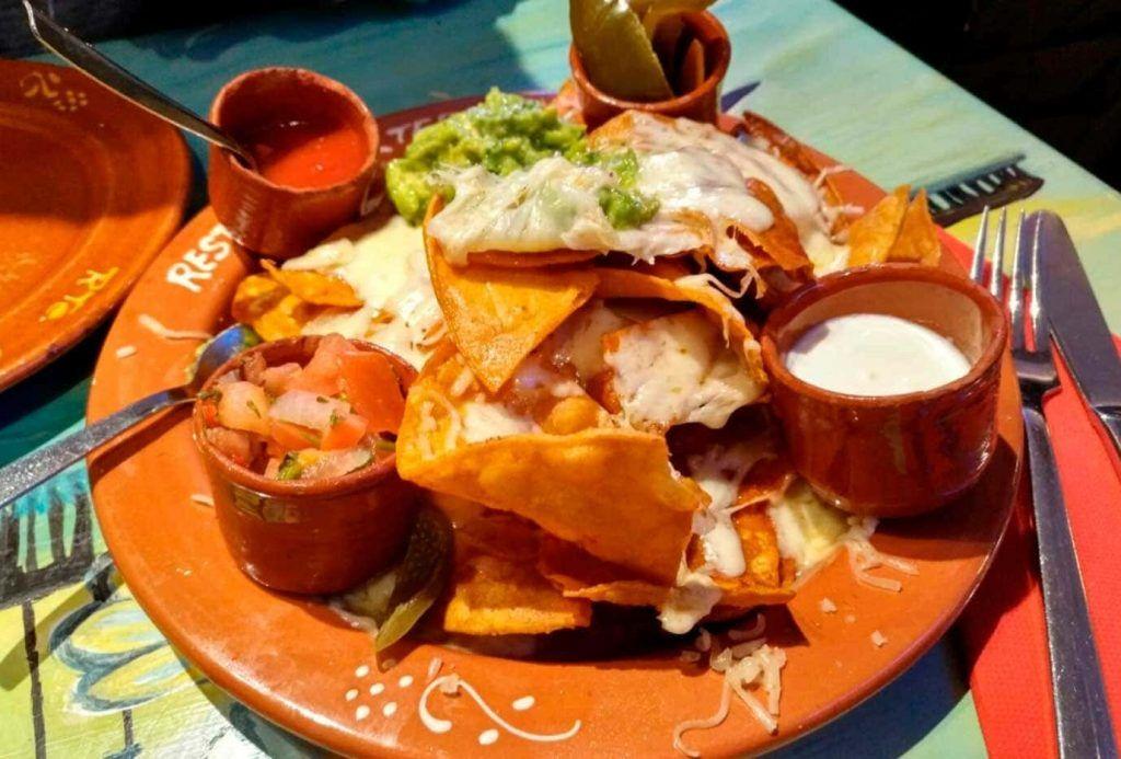 restaurante El Chapultepec