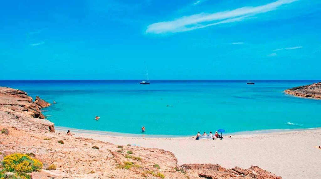 playa de Cala Torta, Mallorca