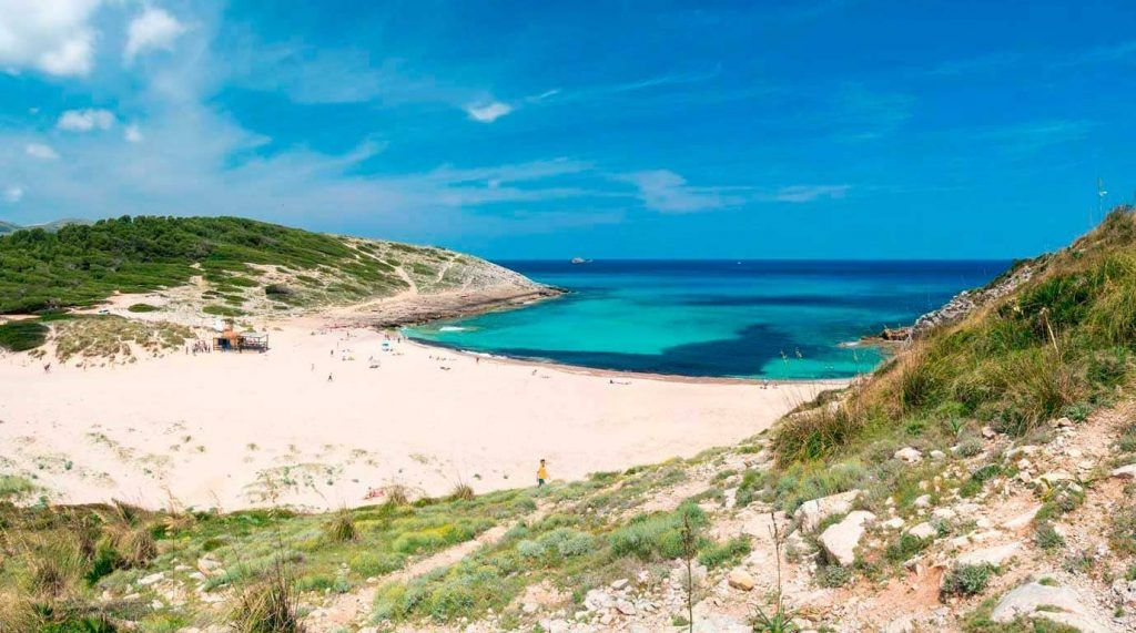 Cala Torta, Mallorca