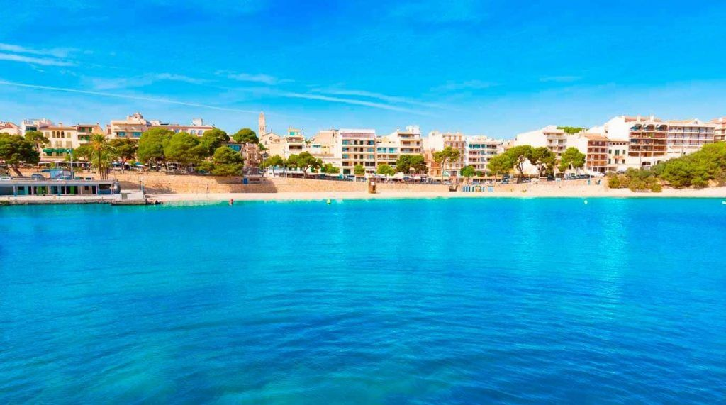 playa de Porto Cristo - Mallorca