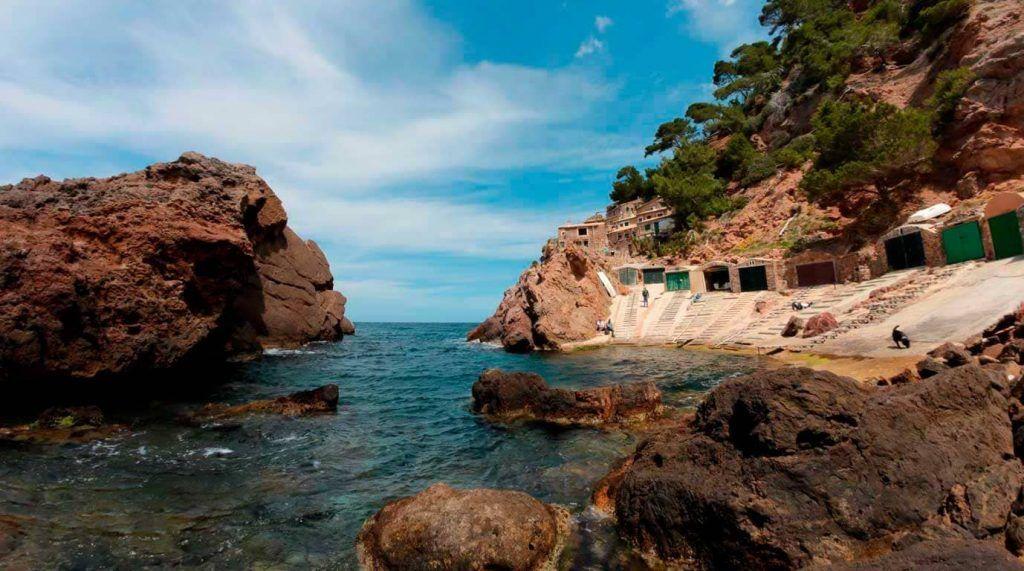 Caló de s'Estaca - Mallorca