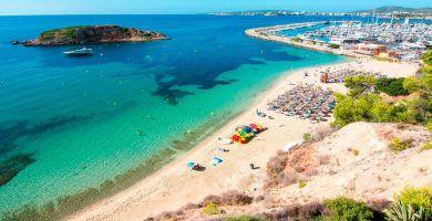 Playa de Portals Nous - s'Oratori