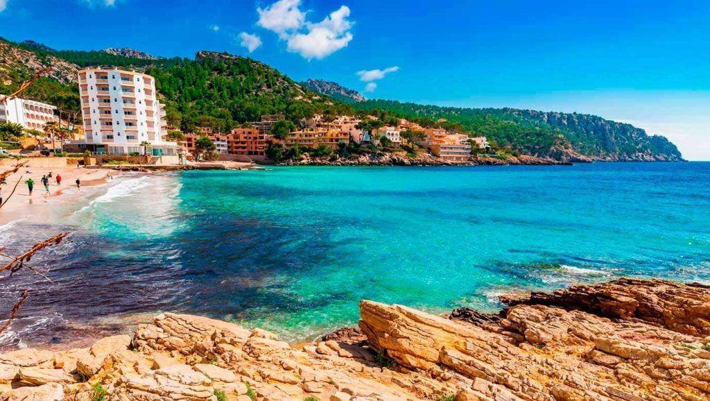 playa de Sant Elm, Mallorca