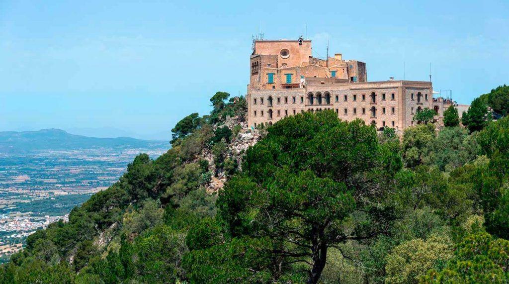 Monasteri de Sant Salvador - Mallorca