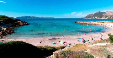 Playa de sant Joan - Alcudia