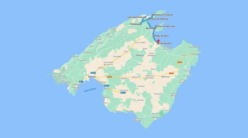 ruta-zona-norte-de-mallorca
