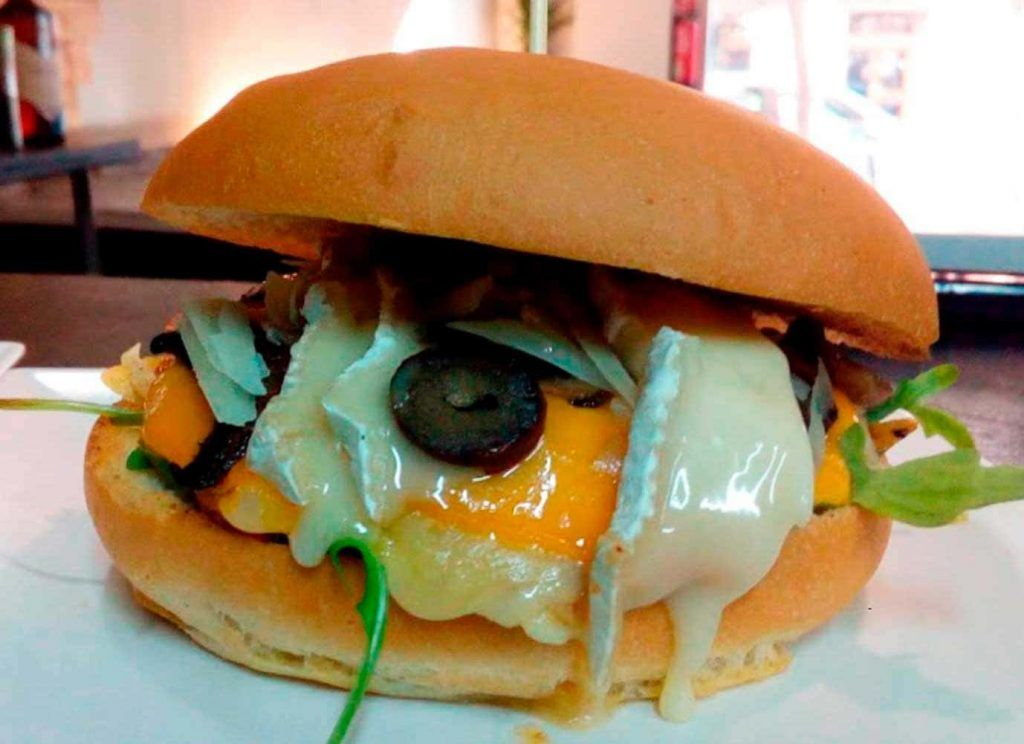 hamburguesería TweeSwips Palma