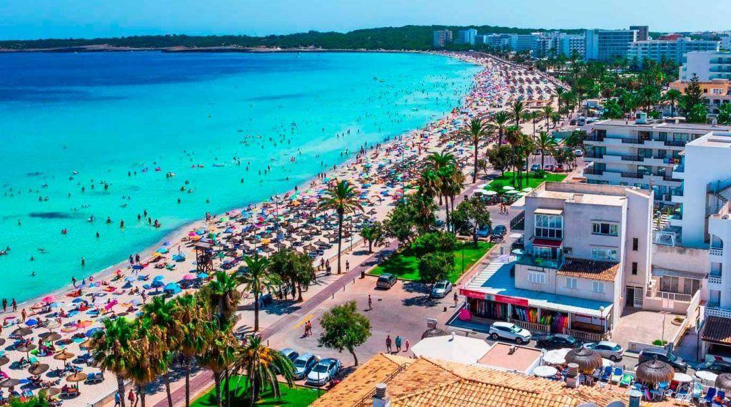 playa de Cala Millor - Mallorca