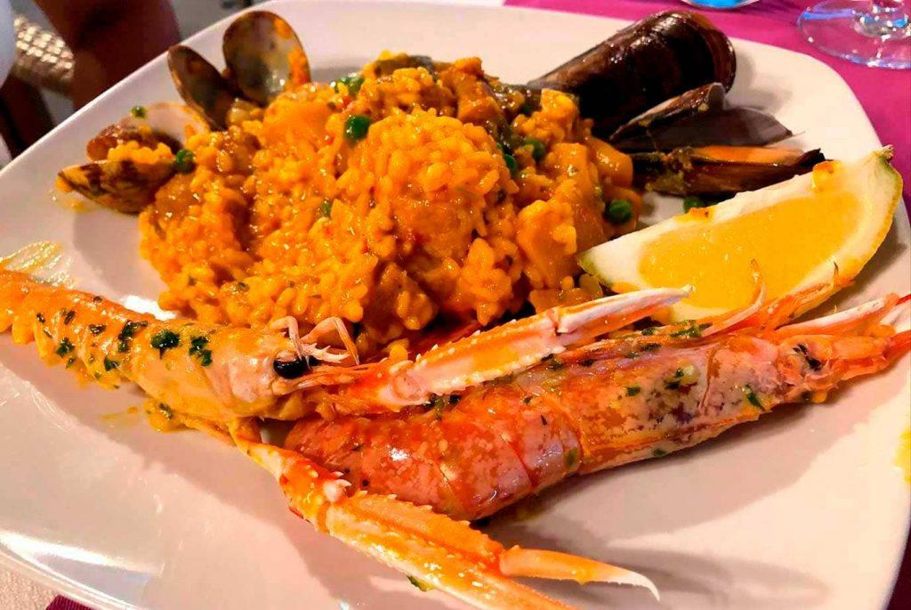 restaurante Oleo's Cala Ratjada