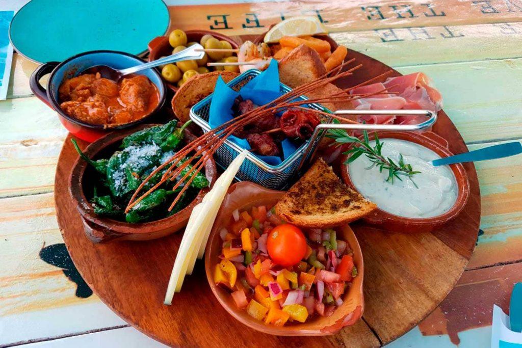 restaurante Son Moll - Cala Ratjada