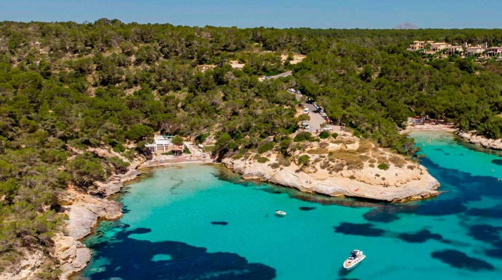 playa del Mago - Mallorca